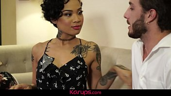 karups - tatted honey honey gold gets humped.